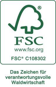 FSC-Zertifikat GD Holz Service GmbH